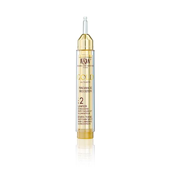 Radiance Booster Concentré Anti-taches Illuminateur | GOLD